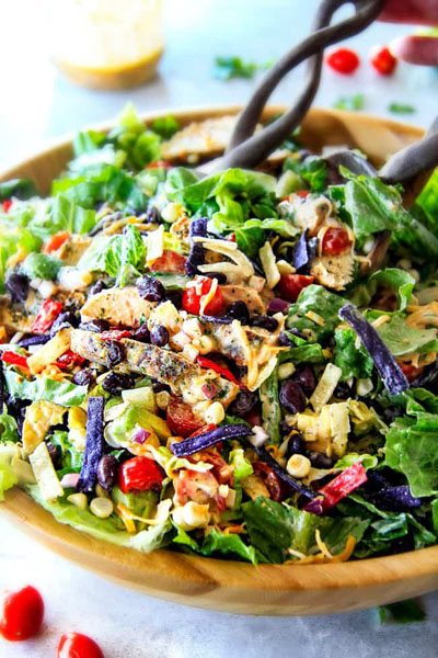 cilantro_lime_chicken_taco_salad